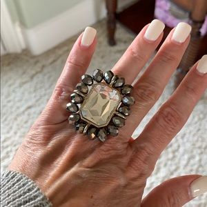 Jewelry - Giant Cocktail Ring